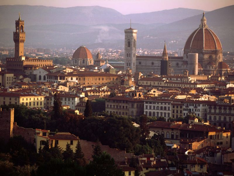 Florence City Day Tour