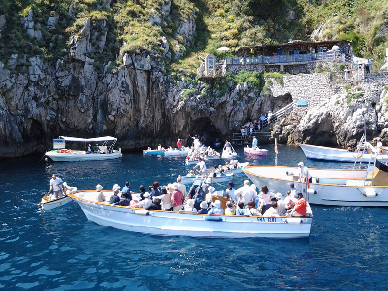 Capri Full day Tour