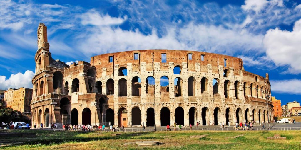 rome guided tour full package